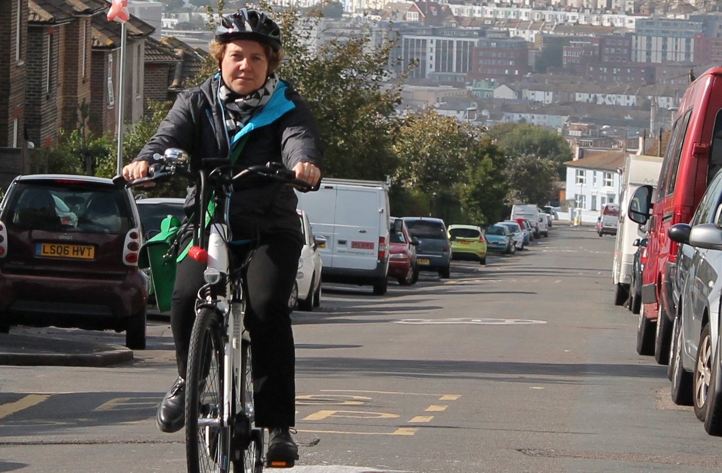 Marie Newton_electric bike_cycle