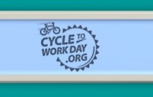 Take part in national Cycle to Work Day