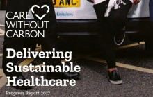 Annual Sustainability Progress Report 2017 for Care Without Carbon