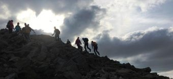 Willow Ward's Yorkshire Three Peak Challenge