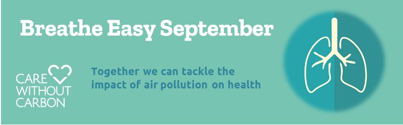 Breathe Easy September – the results are in!