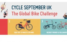 Love to Ride: Cycle September