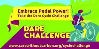 Embrace Pedal Power